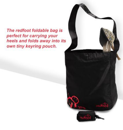 redfoot bag