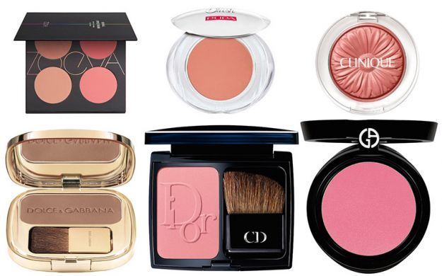Blush e fard must have