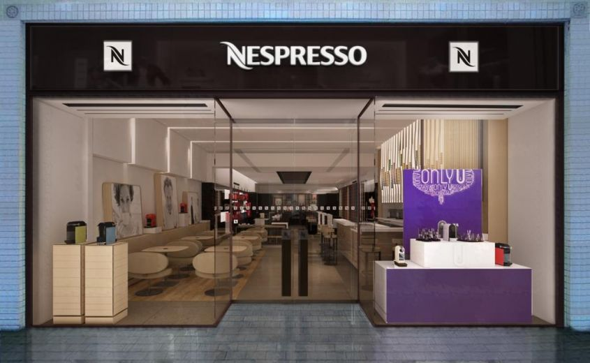 CityLife Shopping District Nespresso