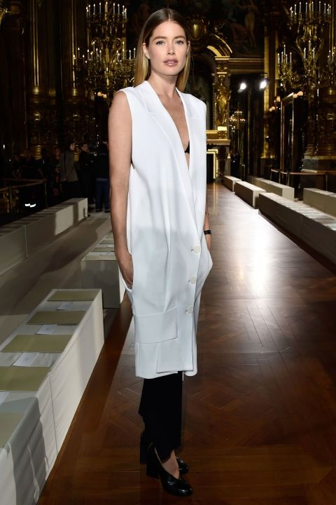 Doutzen Kroes in Stella McCartney