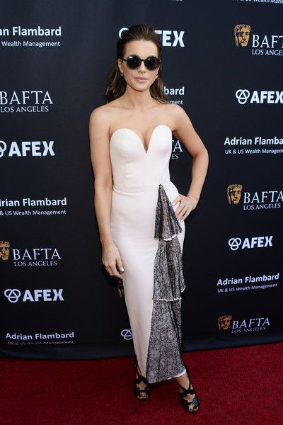 Kate Beckinsale in Ulyana Sergeenko