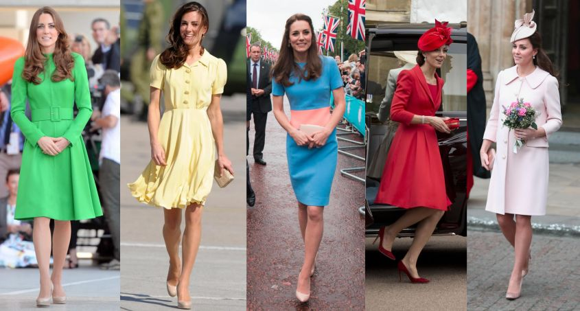 Look da giorno kate middleton