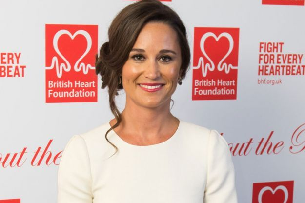 Pippa Middleton beauty look