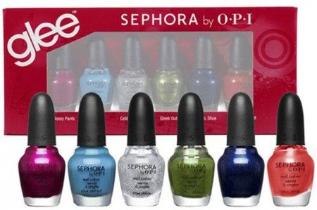opi glee collection