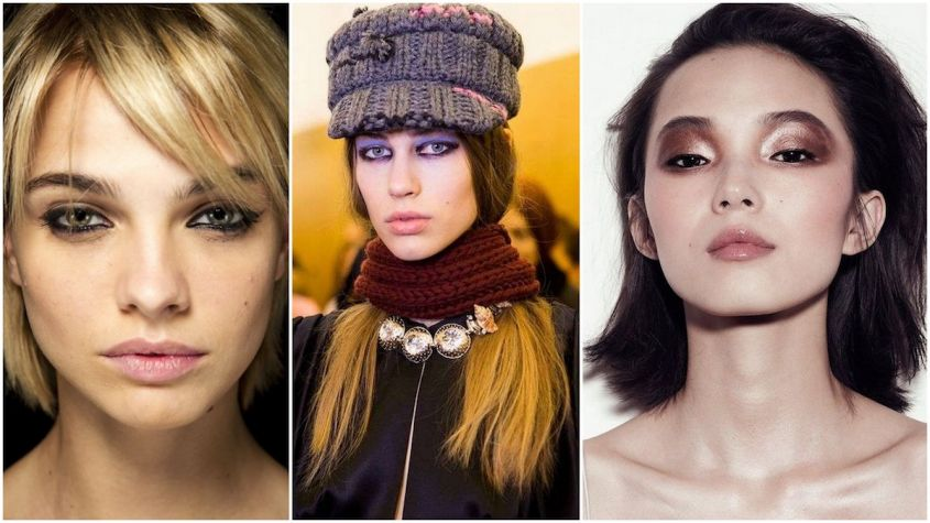tendenze make up occhi autunno inverno 2017 2018