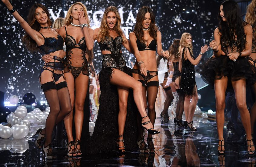 2014 Victoria's Secret Fashion Show   Show
