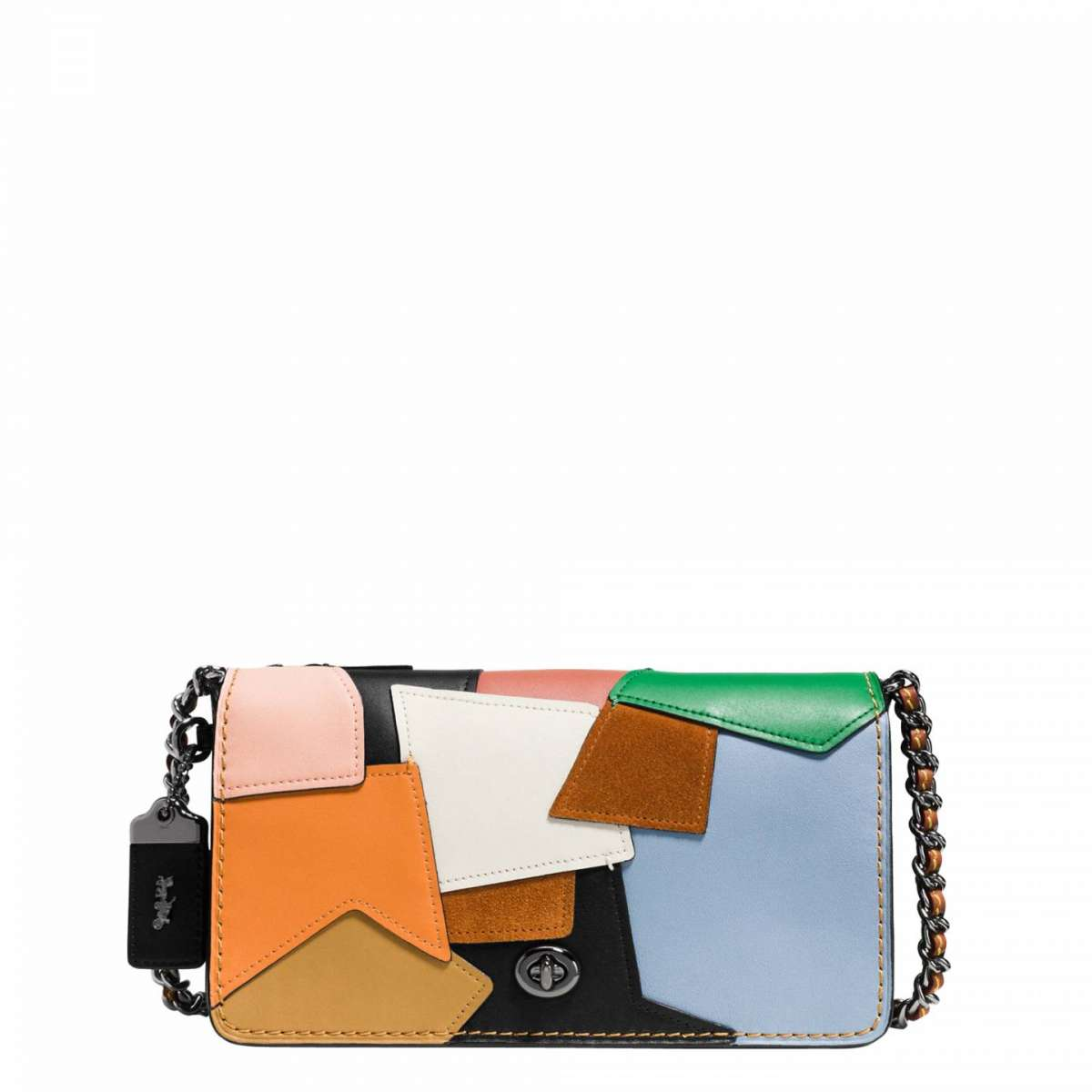 Patchwork Dinky Bag Coach