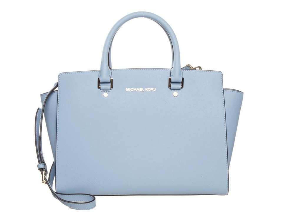 Handbag turchese Michael Kors