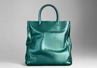 Metallic Tote Burbery Prorsum