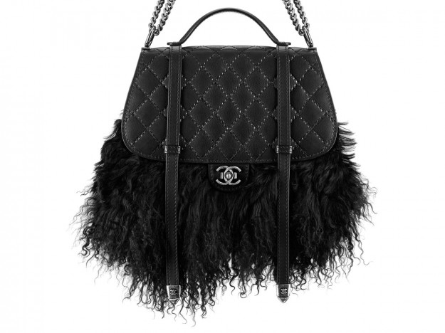 Double Flap Bag Chanel