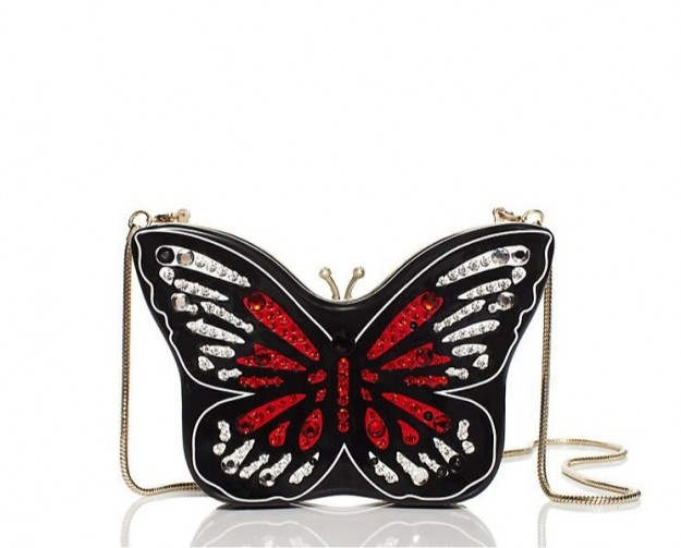 Wing It Small Butterfly Clutch Kate Spade