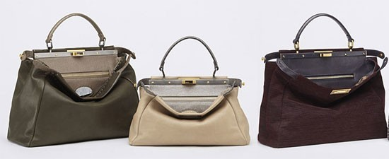 Fendi, le Peekaboo 