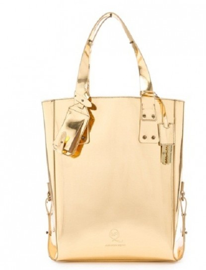 Kingsland Shopper Alexander McQueen