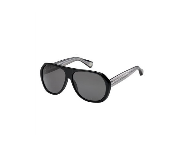 Aviator nero di Marc Jacobs
