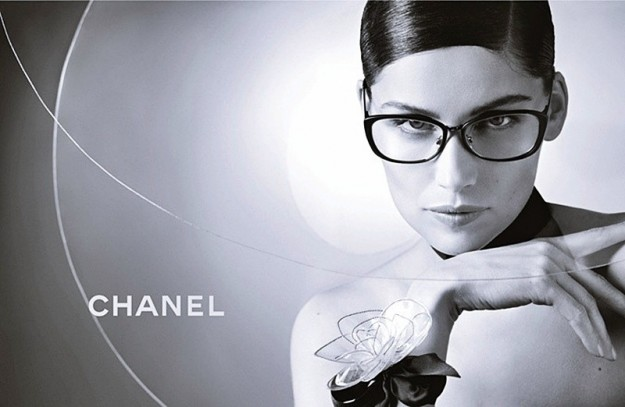 Laetita Casta per Chanel