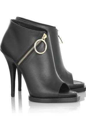 ankle boot givenchy inverno 2010
