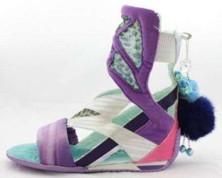 irregular choice iced collection estate 2010 gladiator
