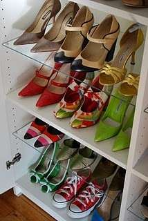 Come ordinare le scarpe foto 4 40 shoes stylosophy for Scaffali per ufficio ikea