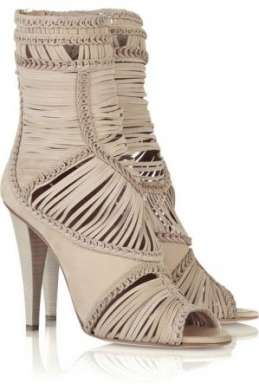 Thakoon ankle boot nude
