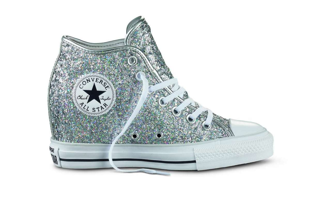 2converse all star donna zeppa