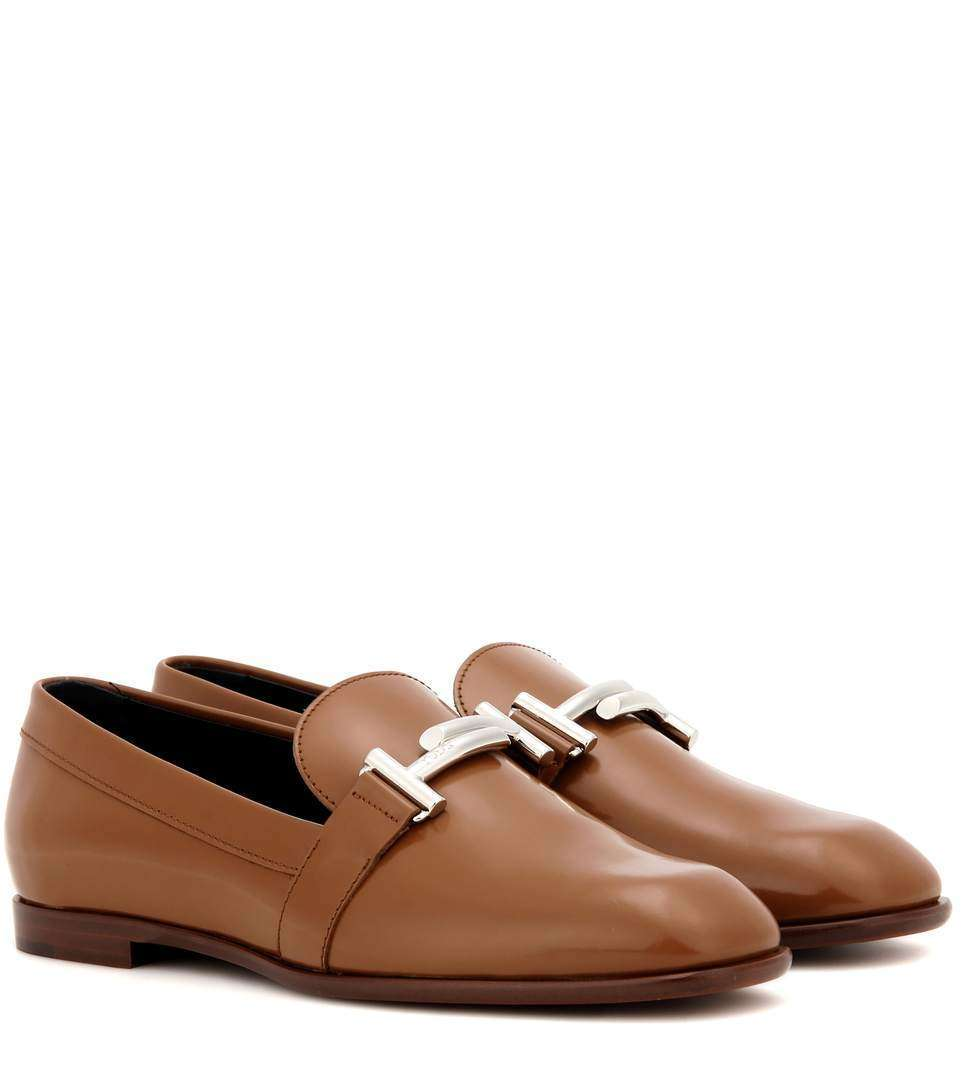Mocassini marroni Tod's