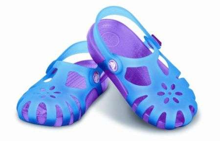 scarpe crocs bambina post sole