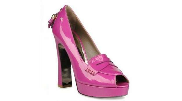 Just Cavalli, pumps magenta