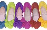 PrettyBallerinas, la Parachute Eco-Collection