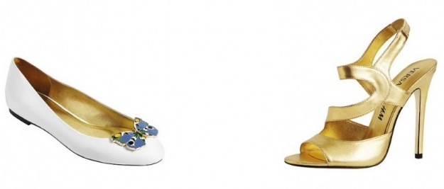 Scarpe Versace for H&M