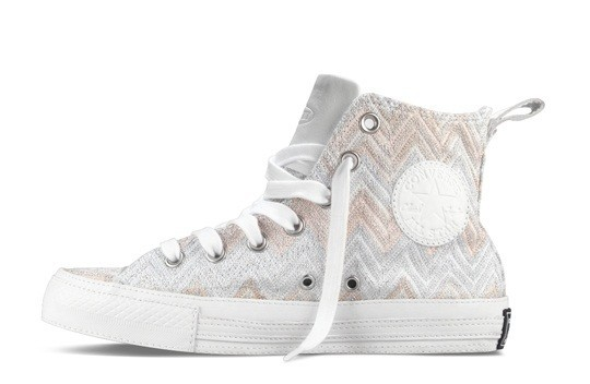 Sneakers All Star Missoni by Converse 