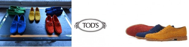 Tod's scarpe maschili Primavera/Estate 2013