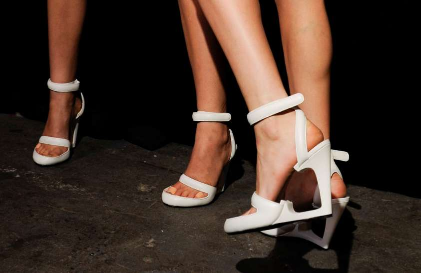 Tendenze scarpe Primavera Estate 2015 dalla New York Fashion Week