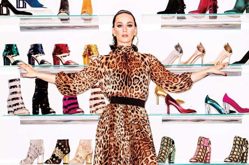 Le shoes di Katy Perry
