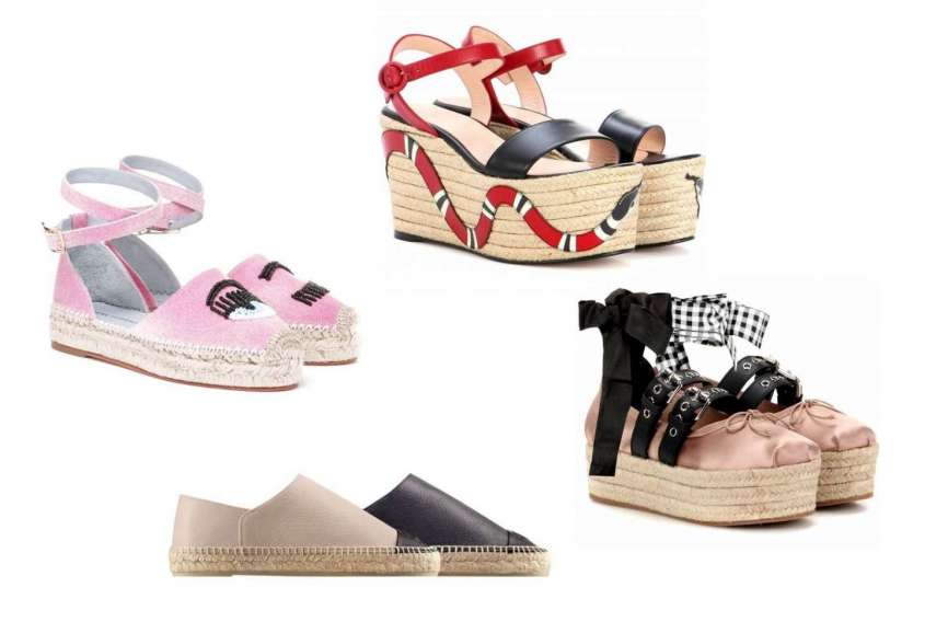 Espadrillas Primavera Estate 2017