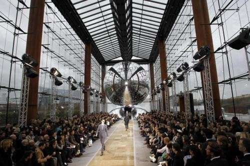 Scarpe maschili di Louis Vuitton a Paris Fashion Week A/I 2012 2013