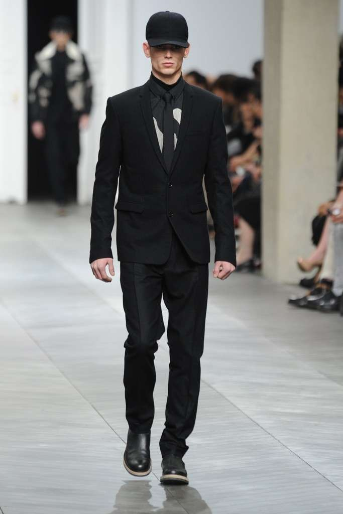 Scarpe Dior Homme alla Paris Fashion Week A/I 2012-2013