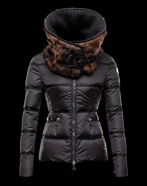 differently 59d57 40b96 piumino donna invernale corto moncler