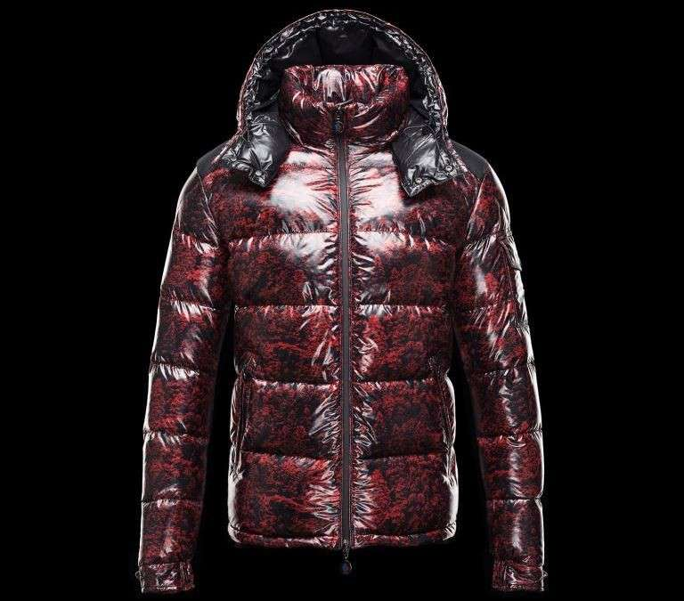 Forest rosso di Moncler