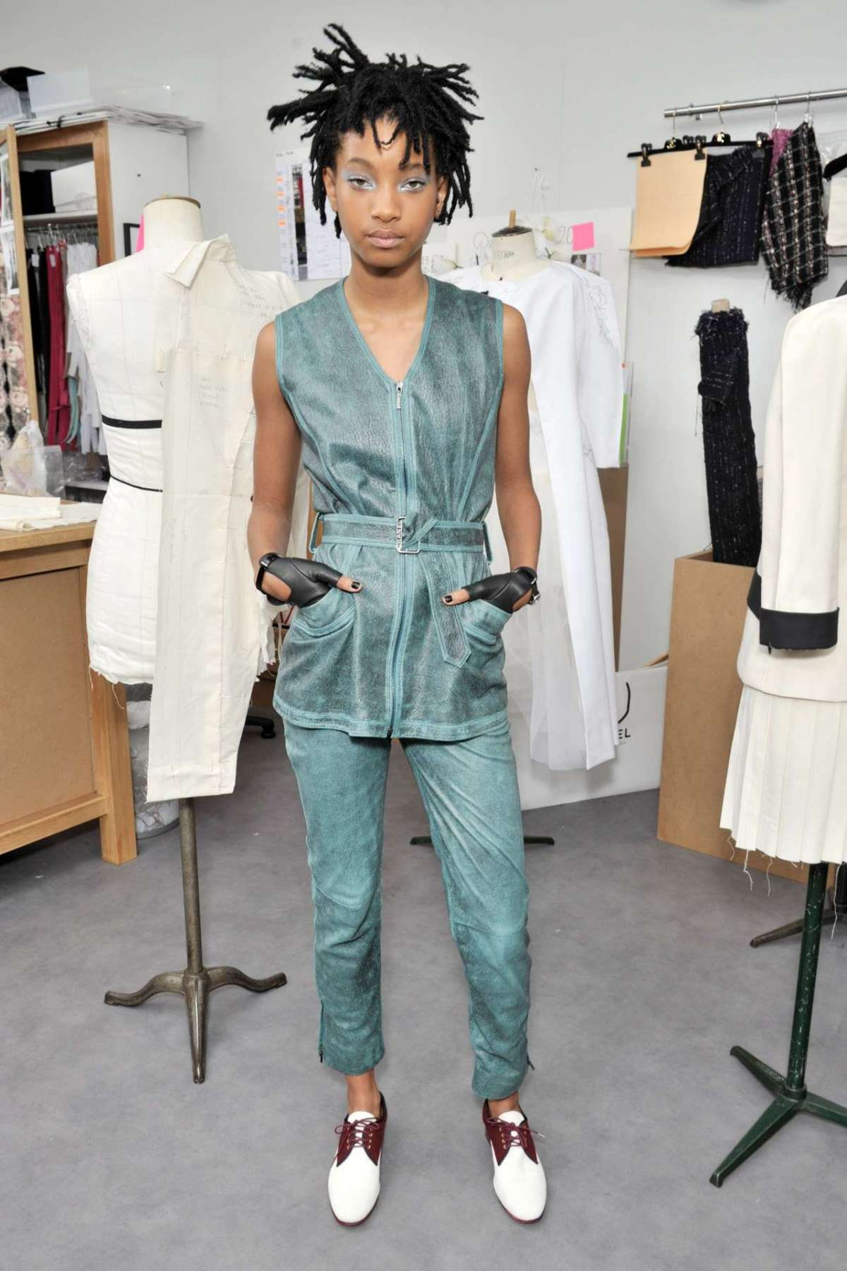 Look di Willow Smith