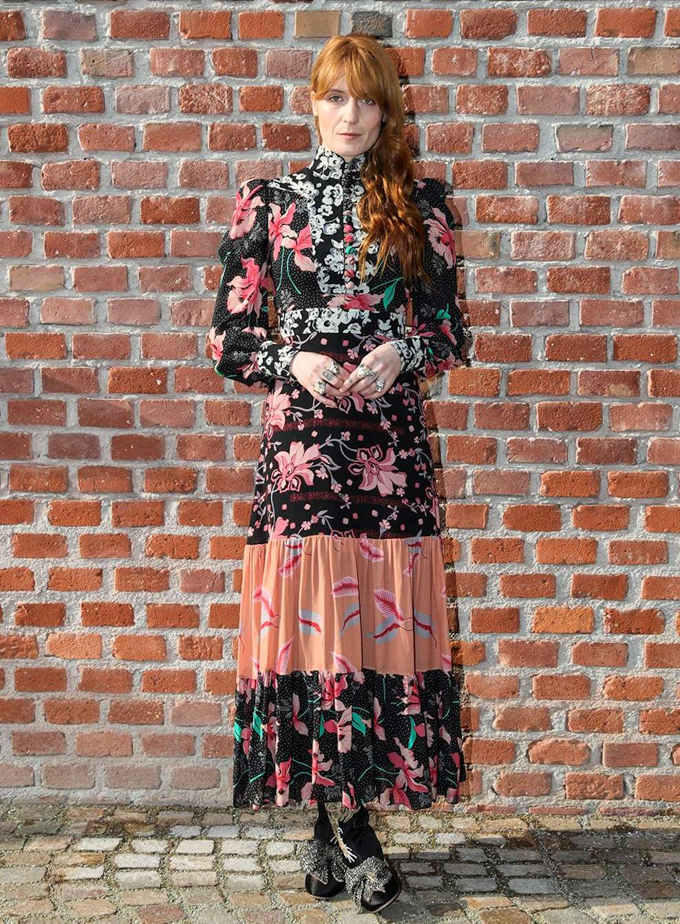 Look di Florence Welch