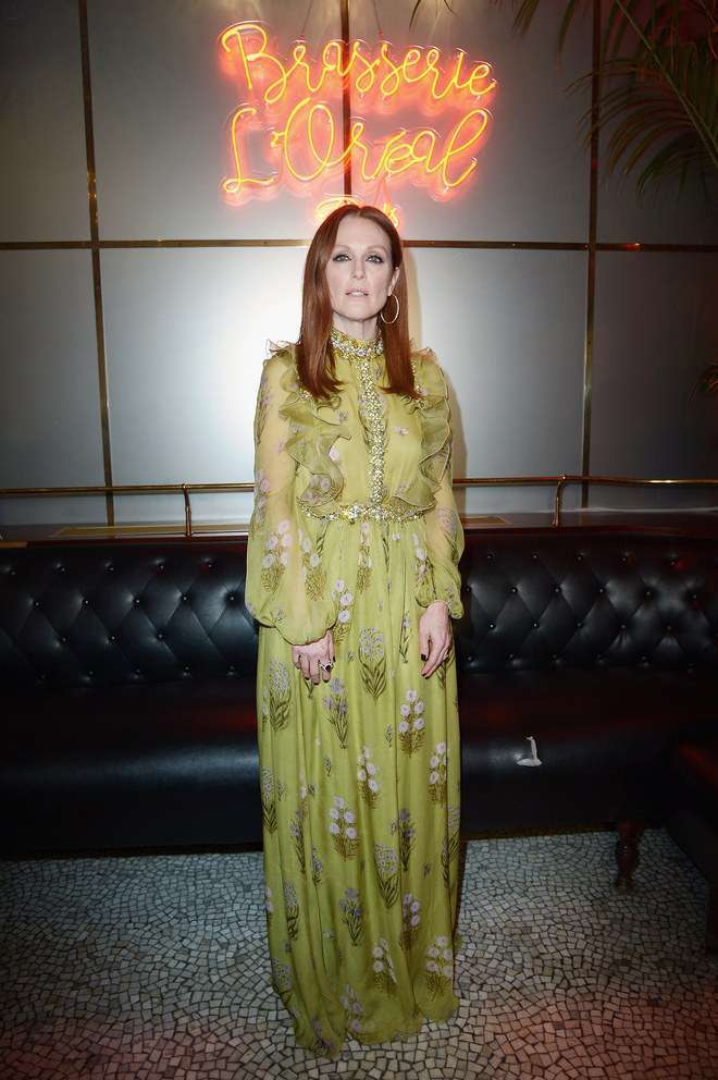 Look di Julianne Moore