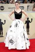 Natalie Dyer in Dior Couture