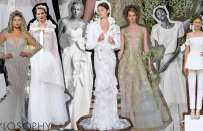 Abiti da sposa Autunno/Inverno 2018-2019: le tendenze dalla New York Bridal week [FOTO]