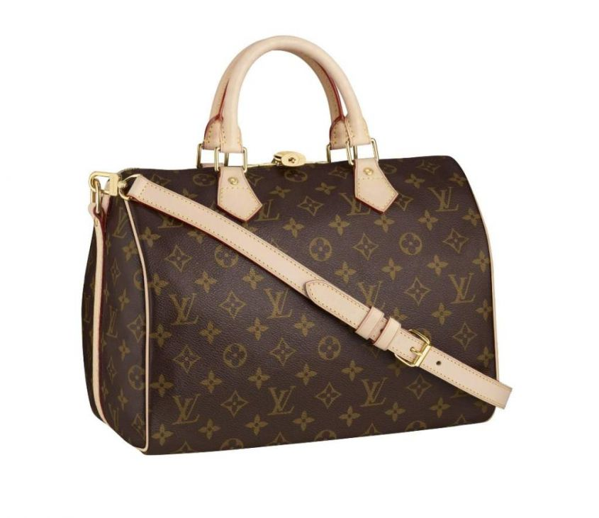 Louis Vuitton, classico bauletto Speedy