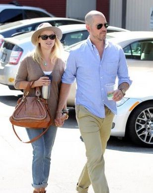 Reese Witherspoon con marcie boyfriend