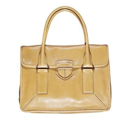 prada luxe buttery city tote