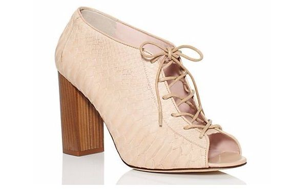 Ankle boot lace up Kate Spade