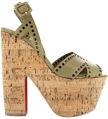 Arielitta Christian Louboutin Spring 2011 Collection