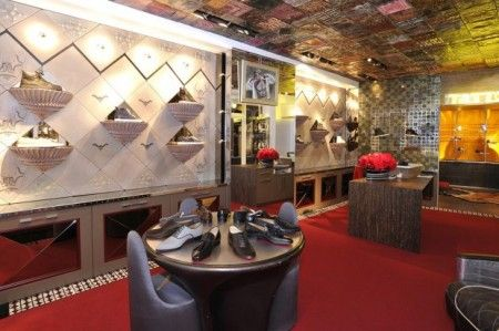 Christian Louboutin Men Paris Store