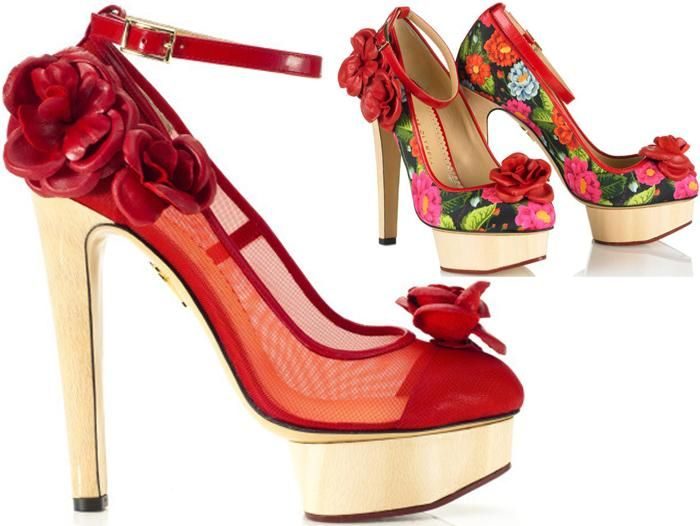 charlotte olympia pre fall 12 14 flora